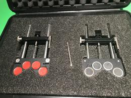 Like New ALI 2.112 Magnetic Bracket Set.