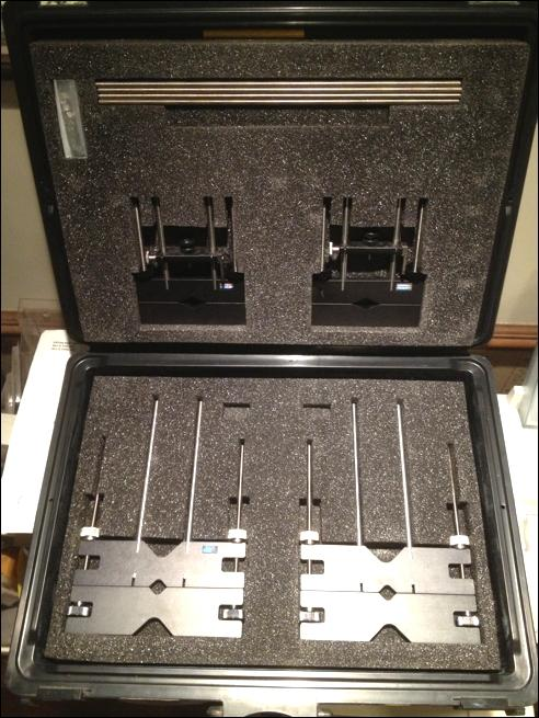 Like New Large ALI 2.109set - Narrow bracket system (click)