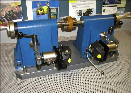 New M3 Bracket System for sale - $2,700.00 US. Note that the Rotalign sensors and the LT 300 Alignment Simulator that the M3 Bracket set is mounted on are not part of the sale. Please click on picture to enlarged. - Call 704-233-9222